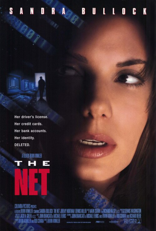 Happy 20th Birthday to... Sandra Bullock Movies